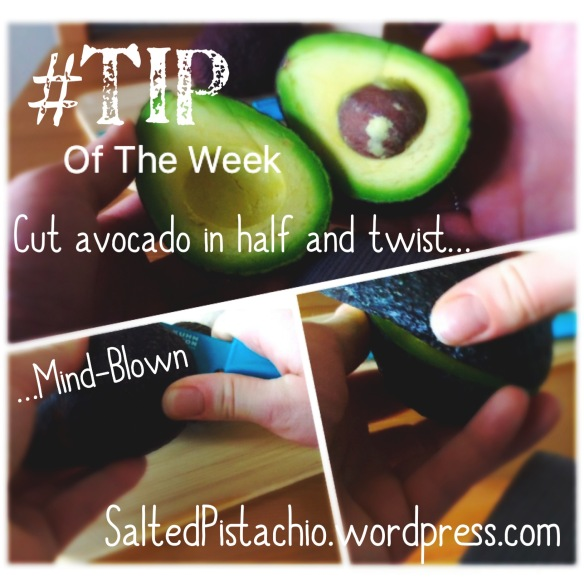 Tip - twisted avocado